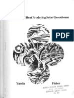 The Food and Heat Producing Solar Greenhouse Images