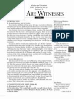 NIV Lesson 04-19-2009