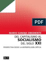 Del-Capitalismo-al-Socialismo-del-Siglo XXI-2011-Mario Sanoja-Libro-Antropología Crítica