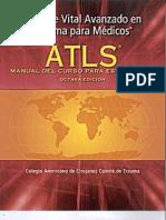 Manual ATLS 8ª edicion