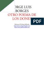 Otro Poema de Los Dones Borges