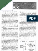 Linux Myanmar Language