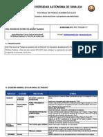 Plan de Trabajo 2013-2014