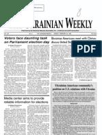 The Ukrainian Weekly 1994-08