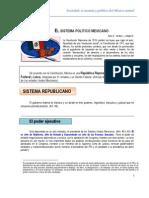 El Sistema Politico Mexicano2013