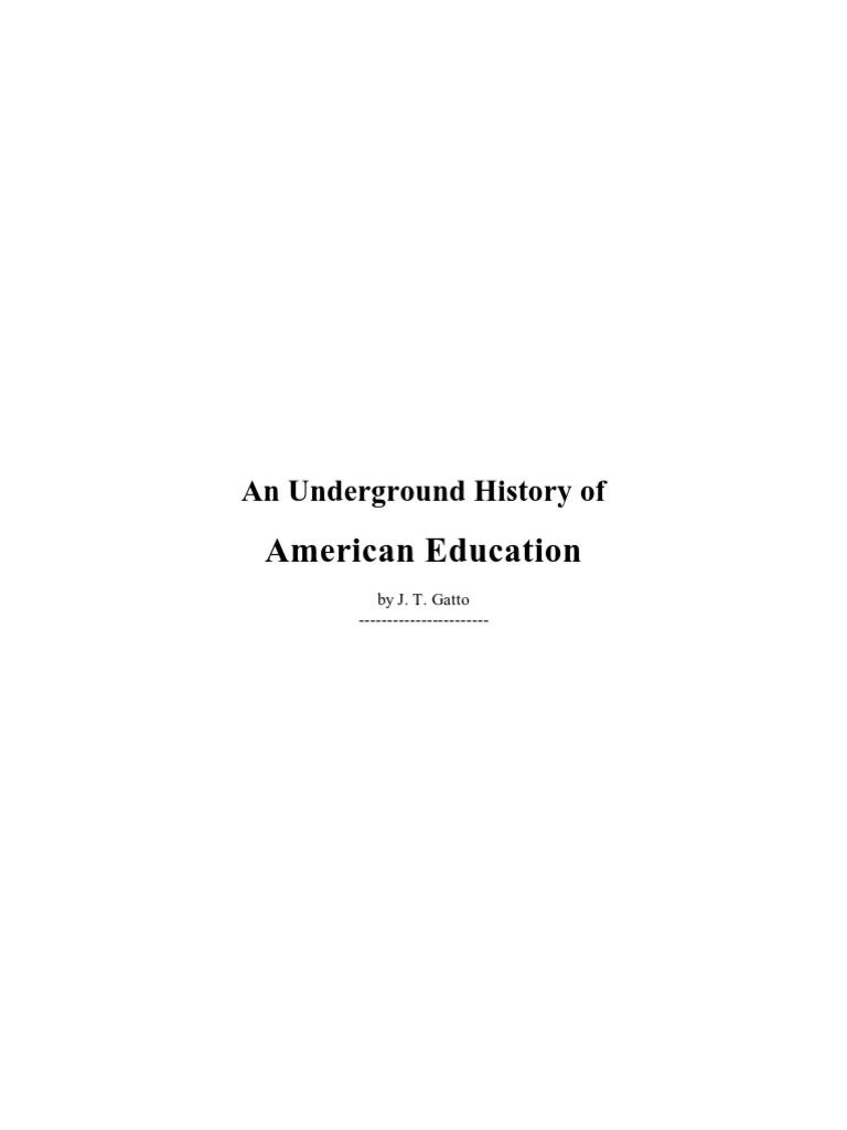 An Underground History Of American Education John Dewey Behaviorism Sailing Ship Diagram Power Mobydick The Online Annotation