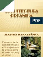 arquitecturaorgnica-130224120556-phpapp01