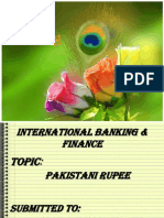 Pakistani Rupee Ppt