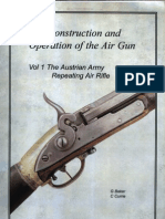 The Construction and Operation of the Air Gun. Vol. 1