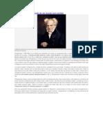 Schopenhauer e a Vontade de Um Mundo Sem Sentido
