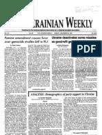 The Ukrainian Weekly 1993-52