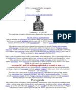 CDFJI 13 Propagates CIA 666 Propaganda