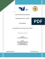 1.2.2 Procedimiento Para Cero Maquina en Torno y Fresadora.