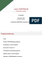 Uvod u Fortran-90