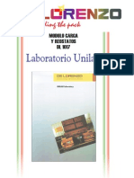 Modulo de Cargas y Reostatos DL1017 de Lorenzo