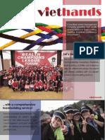 VIETHANDS Team Building Brochure