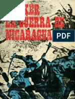 Walker La Guerra de Nicaragua