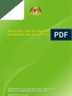 Industry Code of Practice(IAQ2010)