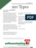 Tester Types
