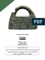 A Jiroft Stone Artifact