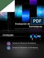 Tarea1 - Evaluacion de Decisiones Estrategicas y No Estrategicas - Patricio Del Sol.