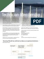 IStructE Technician Membership