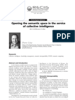 Collective Intelligence review