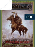 ADnD 2nd Ed Edition Campaign Player's Guide