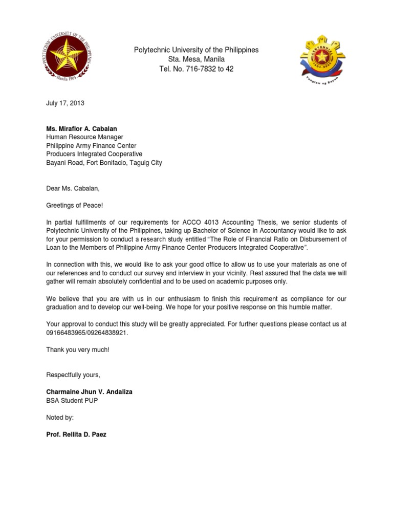 Request letter to conduct research business science thecheapjerseys Choice Image