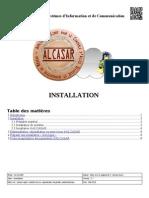 Alcasar 2.7 Installation Fr