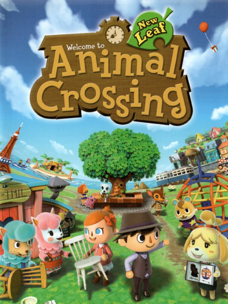 Animal Crossing New Leaf Prima Official Game Guide Fishing