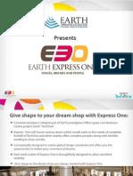 Earth ExpressOne
