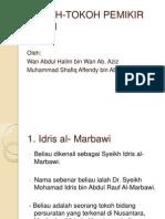 Tokoh-Tokoh Pemikir Islam