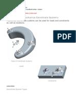 24 - Understanding Mechanica Coordinate System
