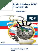 39 Olimpiada de Ajedrez en Rusia