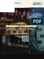Proposal Sponsorship Pesta Rakyat Fisika 2013
