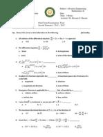 MathQuestion&Answer