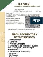 3 PISOS, PAVIMENTOS Y REVESTIMIENTOS ( PIEDRAS) 1-C.pptx