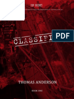 Classified Revised Edition - Thomas Anderson