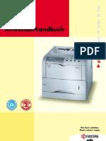 FS 3800 Anwenderhandbuch