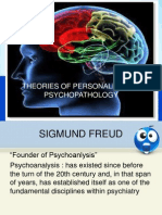 Theories of Personality and Psychopathology