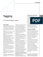 Web 2.0 Handout Tagging