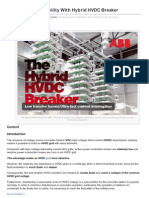 Enhance Grid Reliability With Hybrid HVDC Breaker
