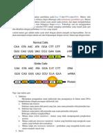 Mutasi Gen Mutasi Titik