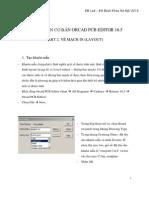 ORCAD PCB EDITOR 16.5 PART2