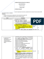 Carta Descriptiva Cte de Zona 011