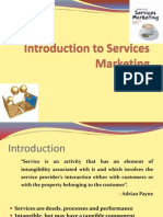 Service Marketing (VTU) Module 1