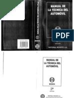 manual de técnica del automovil - bosch 3° edición