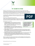Fact Sheet - Innovation in Agriculture
