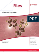 ChemFiles Vol. 8, No. 1 - Chemical Ligation